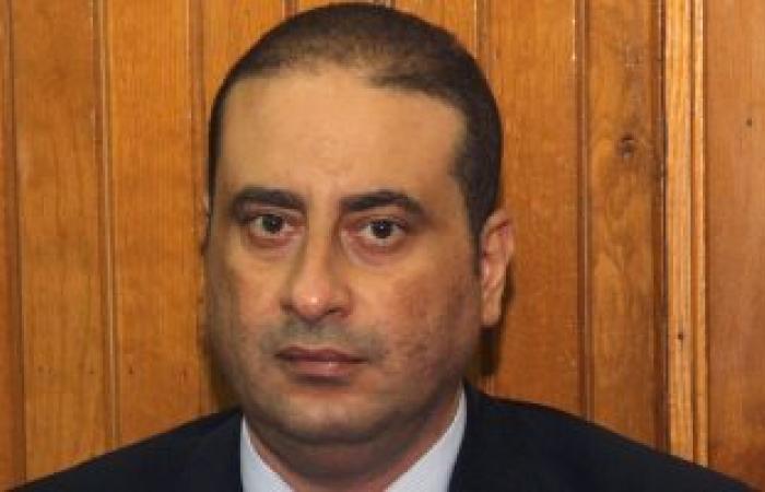 أمين عام مجلس الدولة السابق يصل مقر النيابة للتحقيق معه فى قضية الرشوة