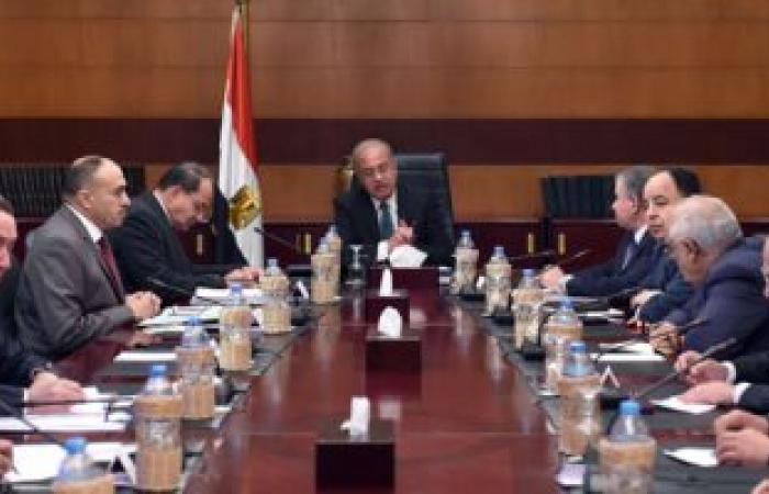 رئيس الوزراء يرأس غدا اجتماع المجموعة الاقتصادية لمتابعة مشروعات الحكومة