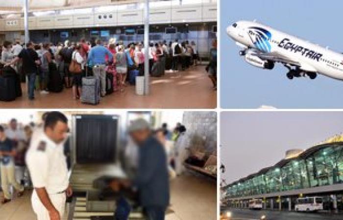 تعزيز الإجراءات الأمنية بالمطارات استعدادًا لقرب عودة السياحة الروسية