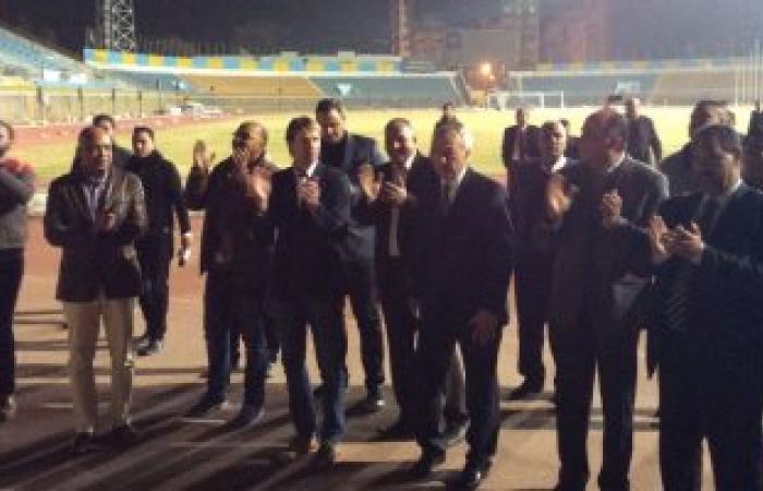 ستراكا يعود إلى الإسماعيلية 8 يناير لقيادة مران الدراويش