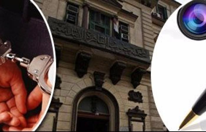 """خلال ساعات نظر تجديد حبس 6 متهمين من أعضاء """"اللجنة الإعلامية للإخوان"""""""
