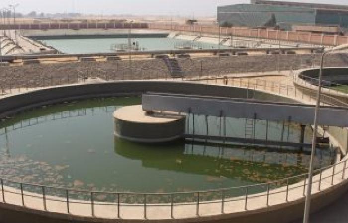 """تهالك الهياكل الخرسانية لمحطة مياه """"العدلية"""" وسوء خزانات """"عزب النهضة"""" بدمياط"""
