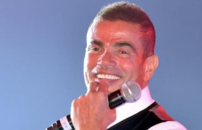 تأجيل دعوى عمرو دياب ضد موقع إسرائيلى بتهمة سرقة ألبوماته لـ 22 يناير