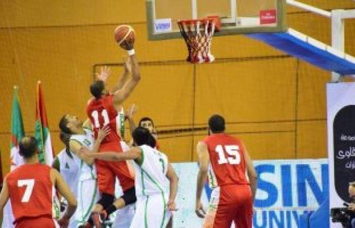 المغرب تهزم الجزائر بالبطولة العربية لمنتخبات رجال السلة