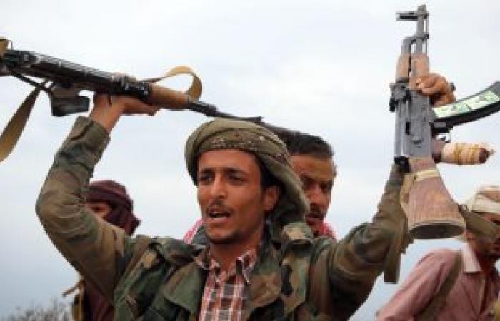 القوات اليمنية تأسر 15 مسلحا من المتمردين الحوثيين بعد اشتباكات فى تعز