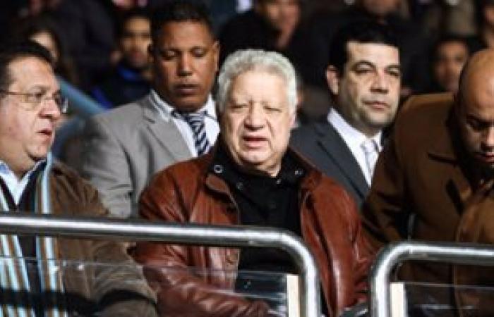"""مرتضى منصور لـ إسلام جمال ورمزى خالد: """"هبطلكم كرة"""""""
