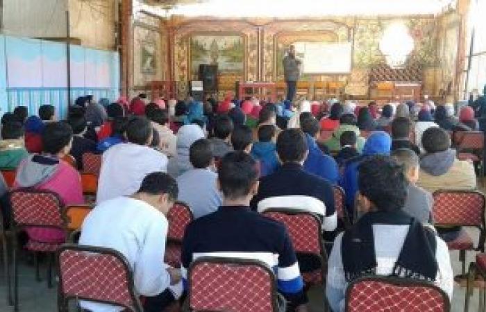 مراجعة تعليمية مجانية داخل 48 مركز شباب لطلاب الاعدادية بالغربية