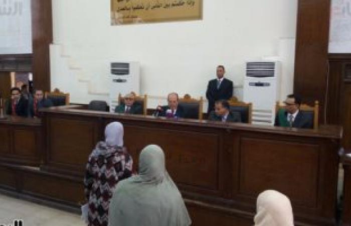 اليوم.. الحكم على رئيس نيابة الهرم السابق المتهم بحرق الأحراز
