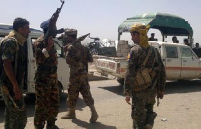 القوات اليمنية تستعيد السيطرة على التلال المطلة على مديرية ذباب بتعز