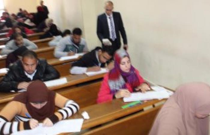 ضبط 31 حالة غش بامتحانات جامعة دمياط و7 طلاب يمتحنون بسجنى جمصة وبورسعيد