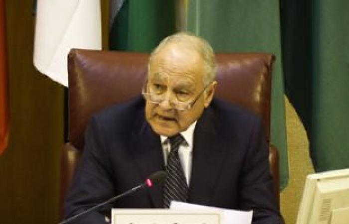 مبعوث الجامعة العربية لليبيا يعرض على مجلسها جهود دعم حكومة الوفاق