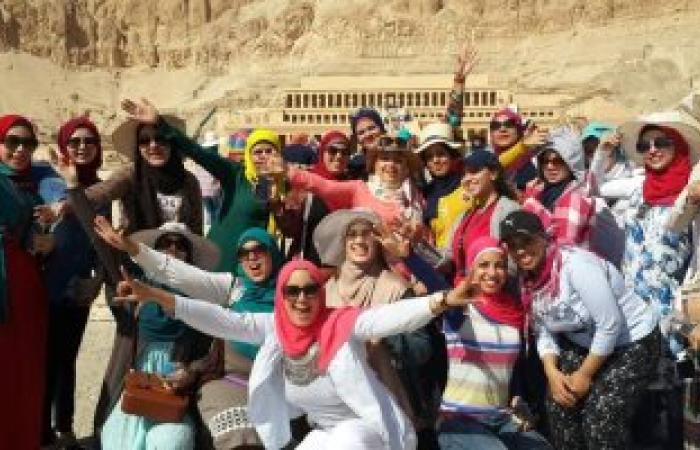 """تقرير لـ""""معلومات الوزراء"""": مصر ضمن أهم 20 وجهة سياحية فى العالم"""