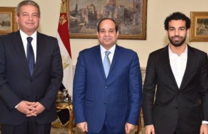 أخبار الرياضة اليوم الاثنين 9/1/2017.. محمد صلاح يتوجه للقاء الرئيس السيسي