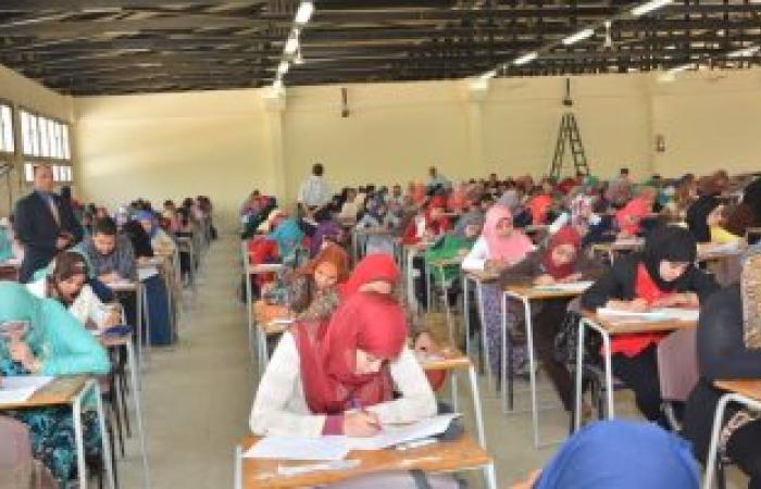 جامعة المنصورة  : ضبط 10 حالات غش خلال متابعة أعمال الامتحانات