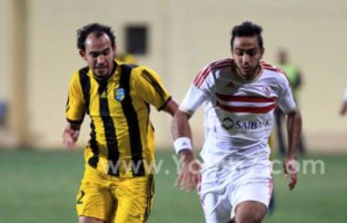 أحمد على يجدد عقده مع المقاولون 3 مواسم مقبلة