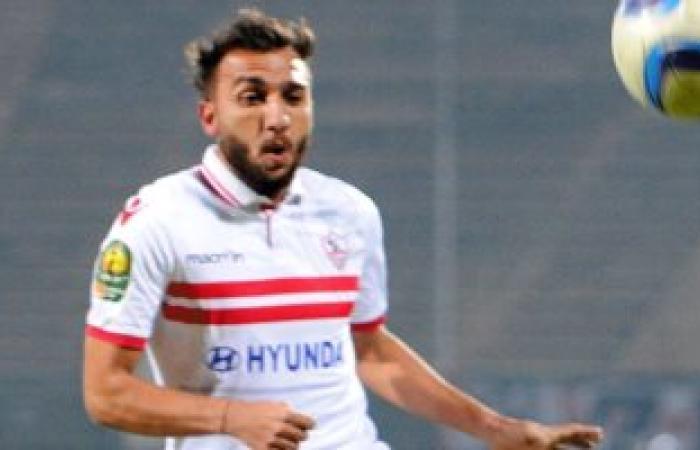 رمزى خالد: لست متمردًا وتحت أمر الزمالك