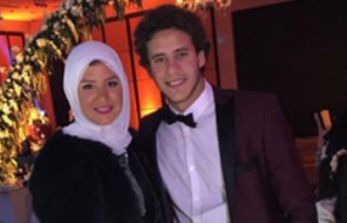 اليوم.. عقد قران رمضان صبحى على حبيبة إكرامى
