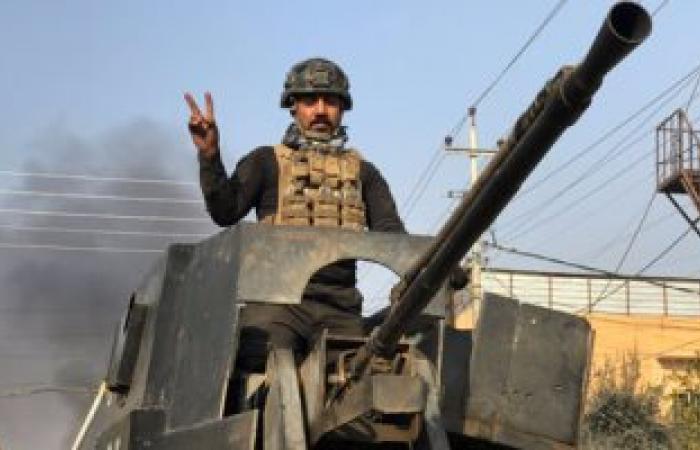 """الجيش العراقى يستعيد السيطرة على حى """"سومر"""" بالكامل غربى الموصل"""