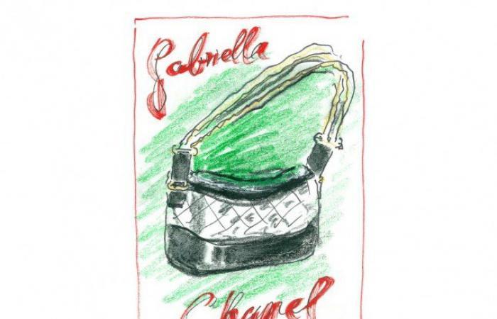 حملة اعلانية جديدة لحقيبة Gabrielle من Chanel