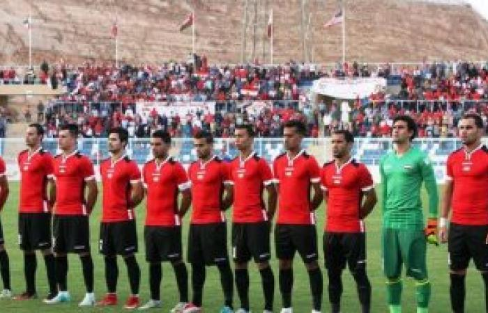 المنتخب العسكرى يتعادل مع سوريا 0/0 ويتأهل لدور الثمانية بكأس العالم