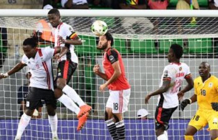 بعد 60 دقيقة.. التعادل السلبى مستمر بين مصر وأوغندا وإلغاء هدف للأوناش