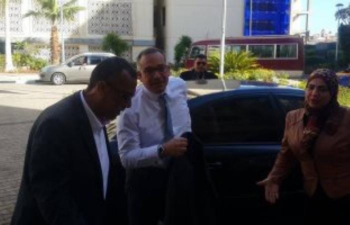 نائب وزير الإسكان للتطوير يصل بورسعيد لزيارة مشاريع العشوائيات