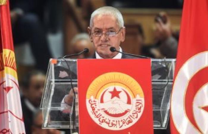 انطلاق أعمال المؤتمر الـ 23 للاتحاد العام التونسى للشغل