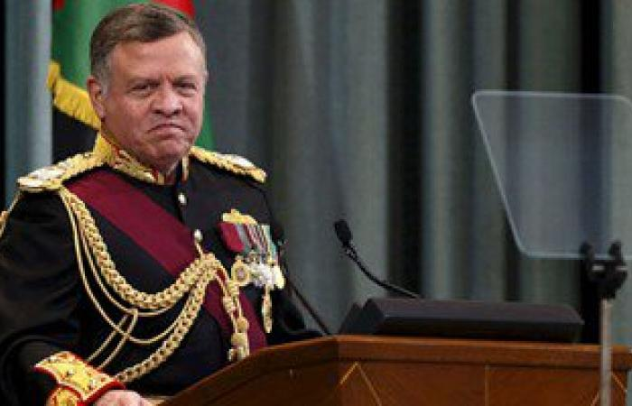 العاهل الأردنى يبحث مع الرئيس عباس عملية السلام والقدس