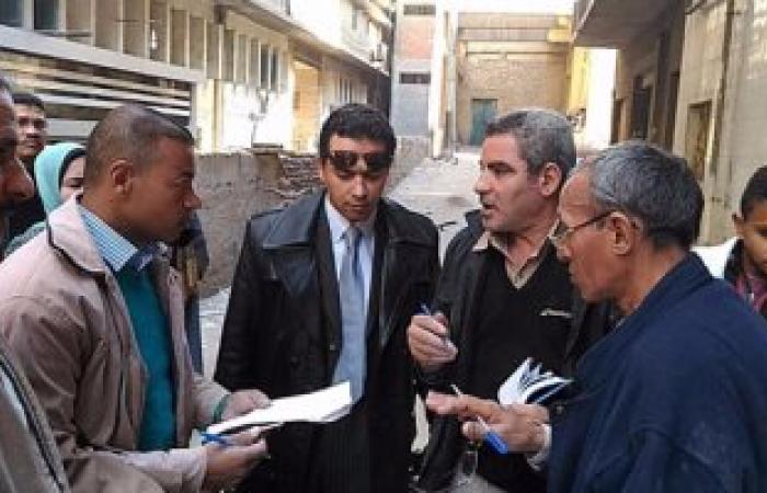 حملة للرقابة الإدارية على مخابز الدقى و4 محاضر لمخبز بالعجوزة تمهيداً لغلقه