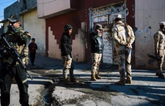 """قوات الجيش العراقى تقتحم منطقة """"الرشيدية"""" شمال شرقى الموصل"""