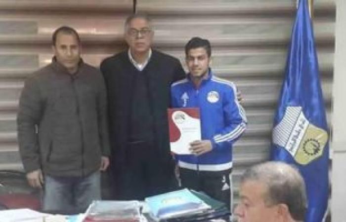 طنطا يضم عمرو السعداوى ظهير أيسر الأهلى