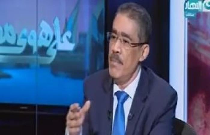 ضياء رشوان: السيسى أول رئيس عربى توجه له الدعوة لزيارة البيت الأبيض