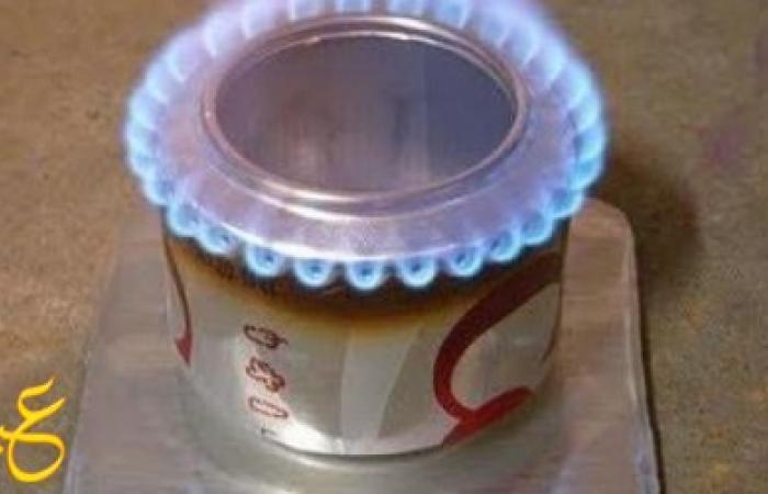 شاهد…كيف تصنع مدفأة من علبة كانز في خلال دقائق