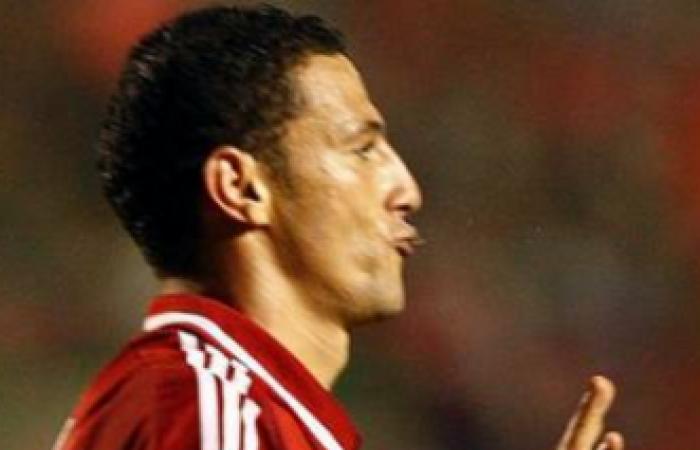 عبدالظاهر يعتذر ويكشف السبب وراء إشارة رابعة في المباراة