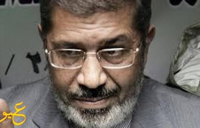 مرسي يعترف بثورة 30 يونيو