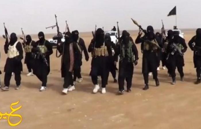 بالفيديو : داعش يحرق جنديين تركيين حتي الموت