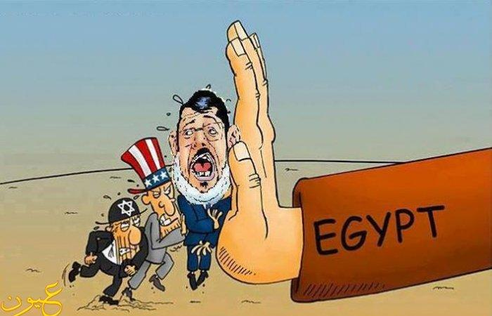 مصر , أمريكا و إسرائيل من سيفوز