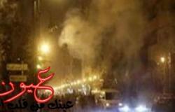 بالفيديو || الحماية المدنية تسيطر على انفجار ماسورة غاز بالقاهرة الجديدة