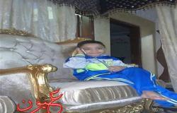 النيابة تأمر بدفن جثة الطفل ''آدم'' ضحية عملية ''اللوز'' في بورسعيد
