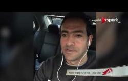ستاد مصر: تهنئة بعض نجوم ولاعبي كرة القدم لـ عماد متعب في يوم عيد ميلاده