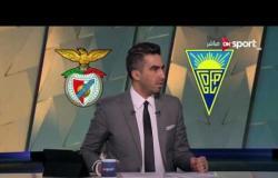 كأس البرتغال: أسباب صعوبة مباراة استوريل وبنفيكا فى ذهاب قبل نهائى كأس البرتغال