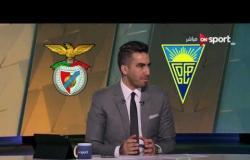 كأس البرتغال: ملخص الشوط الأول لمباراة استوريل وبنفيكا فى ذهاب قبل نهائى كأس البرتغال