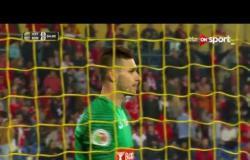خطأ كارثى من  جوليو سيزار حارس مرمى بنفيكا كاد أن يكلفه هدف فى الدقيقة 12 من الشوط الأول