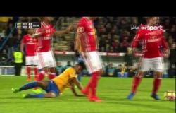 كأس البرتغال: الشوط الأول لمباراة استوريل وبنفيكا فى ذهاب قبل نهائى كأس البرتغال