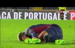 كأس البرتغال: لاعب جيماريش يعاقب لاعب تشافيز بسبب كوبري
