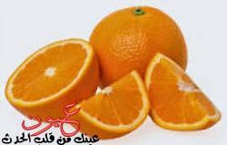 فوائد عصير البرتقال على الريق