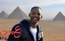 رمضان صبحي يوجه رسالة لـ«ويل سميث» بعد زيارته لمصر و«حسام غالي» يعلق