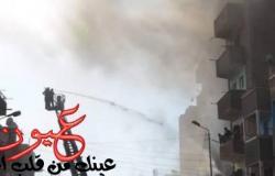 عاجل| حريق في مديرية أمن الدقهلية.. وقطع الكهرباء عن المبنى