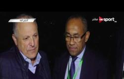 """مساء الأنوار: أول لقاء حصري ومترجم مع رئيس الاتحاد الإفريقي الجديد """"أحمد أحمد"""" وهاني أبوريدة"""
