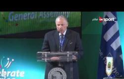 مساء الأنوار: أزمة هاني أبو ريدة في انتخابات الكاف